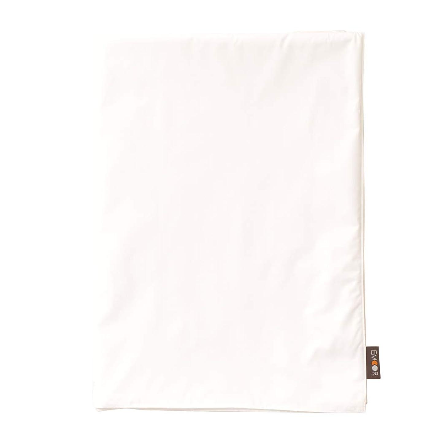 クレジット接辞きれいにエムール 日本製 防ダニ 敷きカバー シングル 東洋紡アルファイン ホワイト