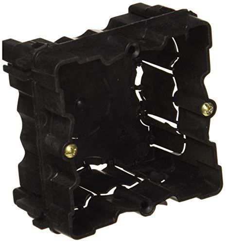 Famatel 3102 - Caja empotrar universal para mecanismo doble ventana diámetro 25