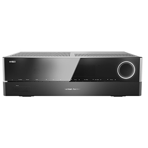 Harman Kardon Audiophile Performance Home Theater Receiver (AVR 1610S)