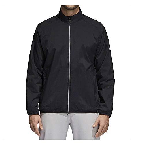 Adidas Golf pour homme Climaheat Polartec Alpha zippée pour femme, Homme, noir, X-Large