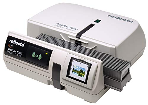 Reflecta - Digitdia 7000 Automatischer Dia-Scanner