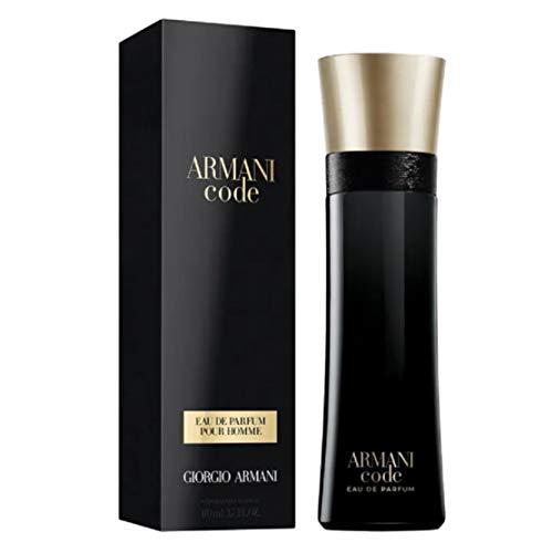 Giorgio Armani Code Men Eau De Parfum Vaporizador, One size, 60 ml