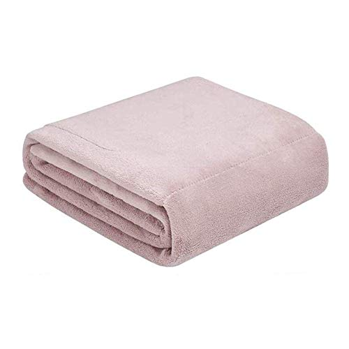 Electric Heated Blankets, Electric Throws Layer Flannel, Auto-Off, Fast Heat, Home Office Use & Machine Washable