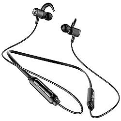 Bass Evolution Tornado - Best wireless neckband earphones for calls under 1500