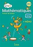 Litchi Mathématiques CE2 - Fichier élève + Mémo - Ed. 2020