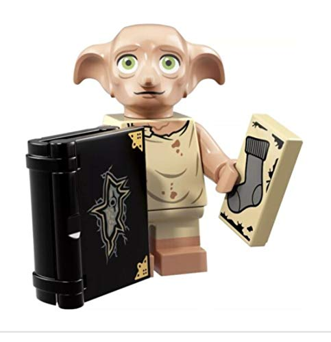 Lego Harry Potter Series 1 - Dobby Minifigure (10/22) Bagged