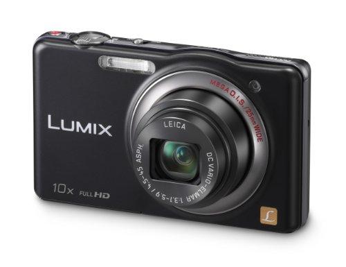 Panasonic Lumix DMC-SZ7EG-K Digitalkamera (14 Megapixel, 10-fach opt. Zoom, 7 cm (2,9 Zoll) Display, bildstabilisiert) schwarz