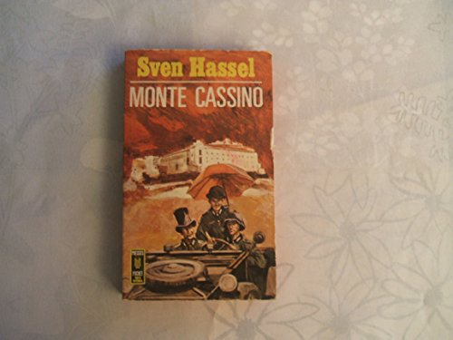 SVEN HASSEL//MONTE CASSINO//PRESSES POCKET//N°671//1969