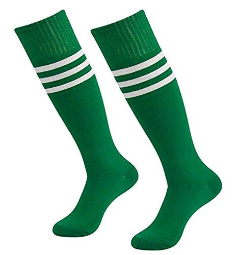 Calcetines de deporte de Westeng, unisex, altos, de algodón
