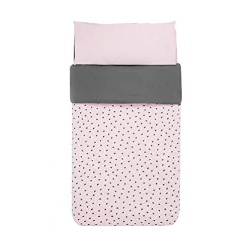 Baby Clic B1532570 - Saco de cuna, unisex, color rosa