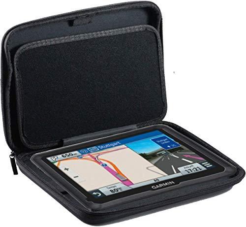 Navitech Étui De Protection Robuste en EVA Dur Noir Compatible avec NAVITEL T757 LTE