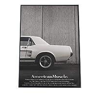 FASHION POSTER(ファッションポスター) A4(約21cm×30cm) ポスター(マット) ポスターのみ ニューヨーク 街並み NY アメリカ 海外 車 STOP 外(fg-poster-57-a4A4matt)