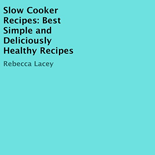 Slow Cooker Recipes cover art