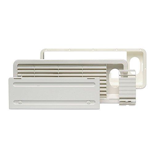 Dometic Lüftungsgitter LS 100 Weiß