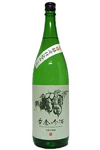 白金吟酒 25度 1.8L 芋焼酎
