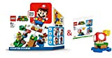 LEGO Super Mario Adventures with Mario Starter Course 71360 Building Kit & Super Mushroom 30385 Set of 2