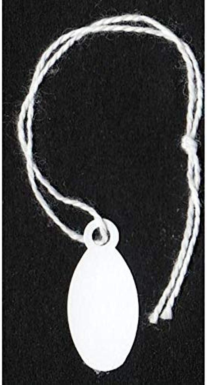 Fadenetiketten (1.000 Kartonetiketten mit mit mit weißem Faden) 11 x 24 mm B008EKHFC4  | Deutschland Online Shop  538798