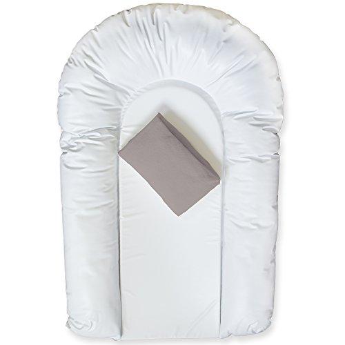 PMP Set de colchón cambiador, PVC, funda Topo 50x 75cm)