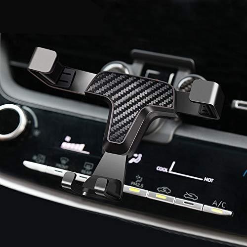 para Corolla E210 5 puertas /Touring Sports /Sedán 2019-2021 Soporte para teléfono móvil con base estable para teléfono móvil