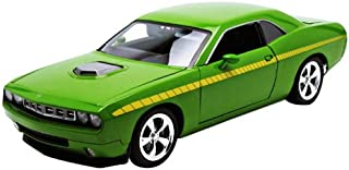 Die Cast Promotions-highway 61 1/18 Concept Cuda, Subline Green