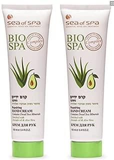 sea of spa body cream