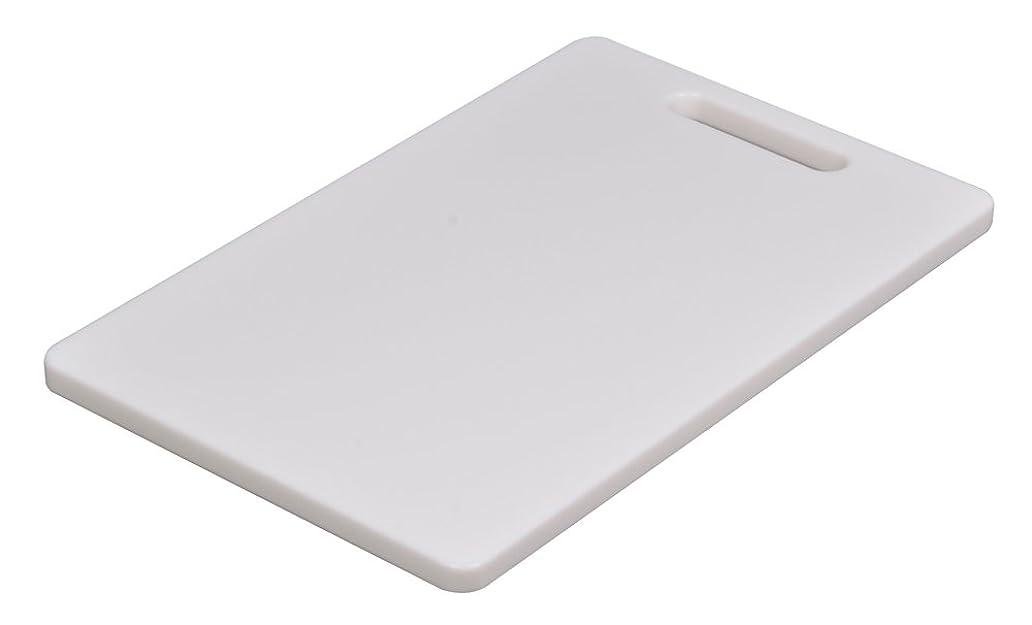 約束する芸術デコレーションパール金属 抗菌 まな板 M 320×200×13mm 白 食洗機対応 HB-1533