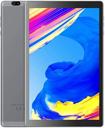 VANKYO MatrixPad S20 10 inch Tablet, Octa-Core Processor, 3GB RAM, 64GB ROM, 8MP Rear Camera, Android 9.0 Pie, IPS HD Display, Bluetooth 5.0, 5G WiFi, GPS, Type-C, OTG, Glass Screen, Metal Housing