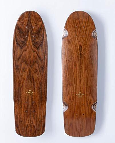 Skateboard Longboard Arbor Deck Flagship Pilsner Multi 28.75