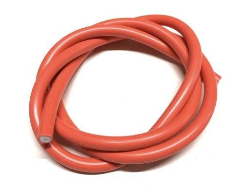 1m Zündkabel 7mm Zündkerzenkabel Orange für Zündapp Hercules Kreidler