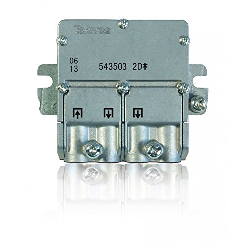 Televes 543503 Mini-repartiteurs 5 2400 MHz easyF