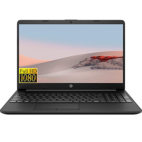 "HP Pavilion Laptop (2021 Latest Model), 15.6"" FHD Display, Intel Celeron Processor, 16GB DDR4 RAM, 512GB SSD, Online Conferencing, Webcam, HDMI, WiFi, Bluetooth, Windows 10"