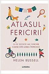 Atlasul fericirii (Romanian Edition) Paperback