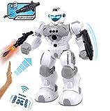 Version Pickwoo AméLioréE Robot Programmable -Robot Enfant Jouet -Smart Robot Telecommandé Intelligent - Gestures ContrôLe Le Chant Et La Danse Robot-robot rechargeable pour Les Enfants