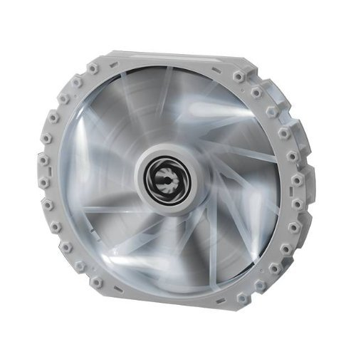 BitFenix Spectre Pro 230mm White LED Case Fan BFF-WPRO-23030W-RP White