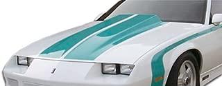 Brightt Duraflex ED-XRM-250 Cowl Hood - 1 Piece Body Kit - Compatible With Camaro 1982-1992
