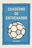 Cuaderno de Entrenador Balonmano: 110 Páginas para Planificar tus Entrenamientos de Balonmano | Regalo Perfecto para Entrenadores de Balonmano o Handball | Creado por Amantes del Balonmano