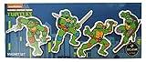 Loot Crate Teenage Mutant Ninja Turtles Magnet Set