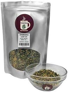 Damiana Leaf (Turnera diffusa) Cut and Shifted Herbal Tea 100% Natural (1oz)