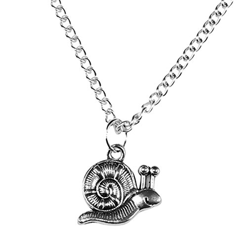 The Funky Barcode Snail Trail Necklace Gift Box Available