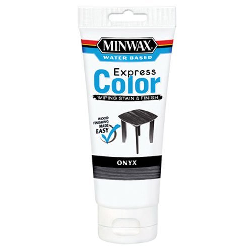Minwax Express Color Wiping Stain 308084444, Onyx