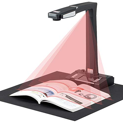 Review Of YQQWN Book & Document Camera, 18MP High Definition Professional Book Document Scanner,Capt...