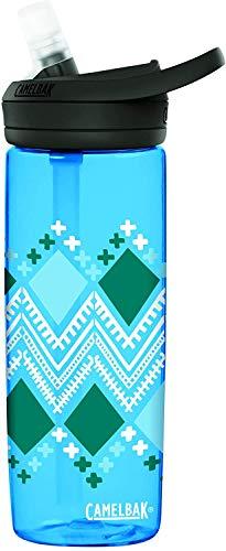 CAMELBAK Unisex Jugend Trinkflasche Eddy+, Blau, 750 ml