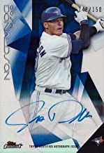 2015 Topps Finest Blue Refractor #FA-JDN Josh Donaldson Certified Autograph Baseball Card - Only 150 made!