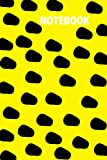 Notebook: Leopard Print CANTICA Composition Notebook - College Ruled 100 Pages - Cute 6 x 9 Paperback – September 9, 2019 *VE-2*