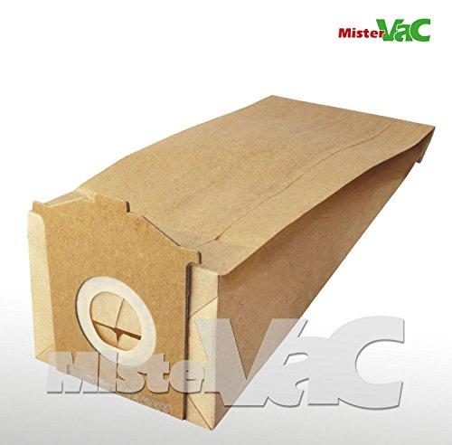 10x Staubsaugerbeutel geeignet Bosch BHS4N2 Flexa