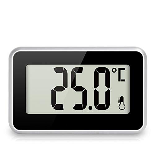 WPL Thermomètre Thermomètre Réfrigérateur Thermomètre électronique de Haute précision Thermomètre intérieur, hygromètre Higrómetro