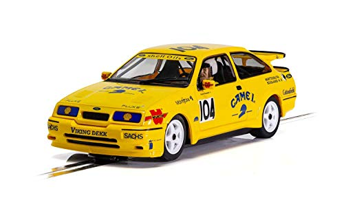 Scalextric C4155 Ford Sierra RS500 - Came 1st Touring Car