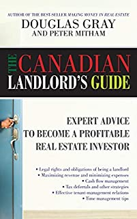 The Canadian Landlord's Guide: Expert Advice for the Profitable Real Estate Investor (0470155272) | Amazon price tracker / tracking, Amazon price history charts, Amazon price watches, Amazon price drop alerts