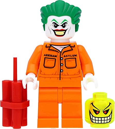 LEGO Super Heroes Batman - Figura de El Joker con bomba de Joker
