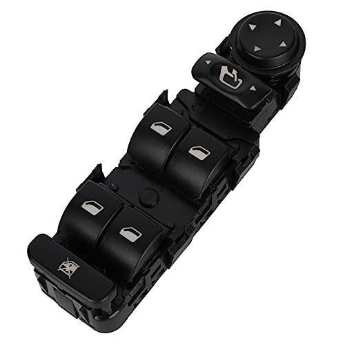 JTAccord Interruptor de Control de Ventana de Coche con función de Espejo Plegable para Citroen C5 I, II, C8, Accesorios de Estilo de Coche, 1 Pieza